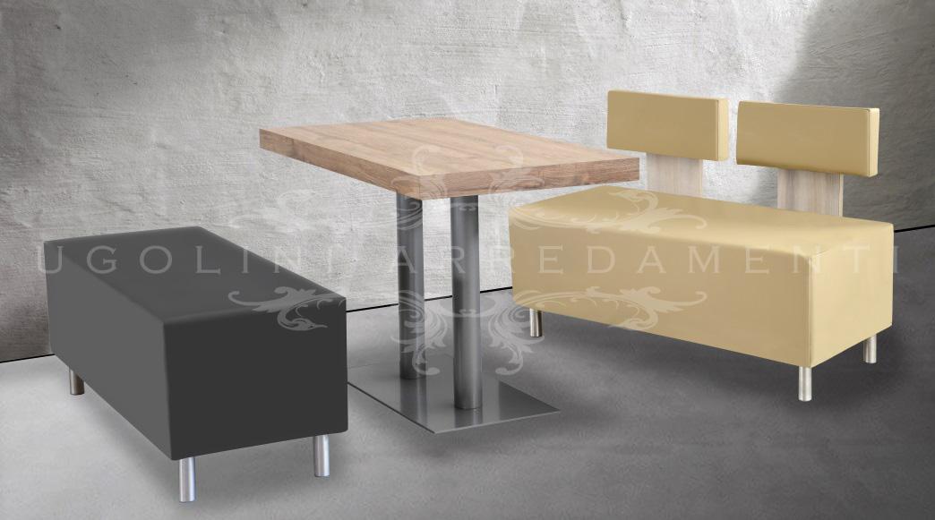 Tavoli Da Locali Pubblici : Panca set tavoli e panche componibili per locali pubblici
