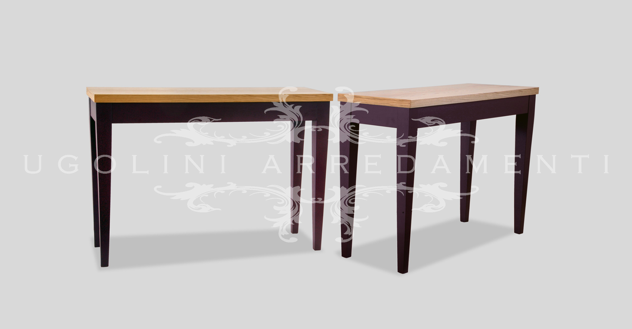 Tavoli E Panche Per Bar.Table 215 High Table For Bar And Ice Cream Parlour