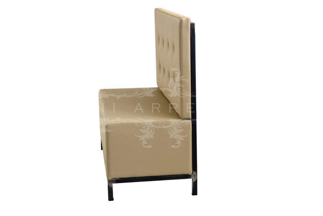 Panca Imbottita Design : Panca panche per lounge bar o hall d albergo