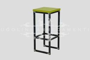 Tavolo alto a colonna - 255 - particolare